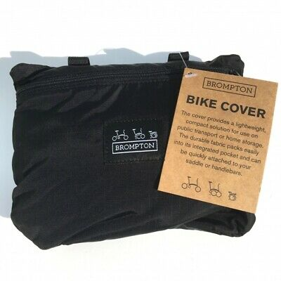 9d4ce65c735 GENUINE BROMPTON BIKE Bicycle Carrier Bag Travel Airplane Cover ...
