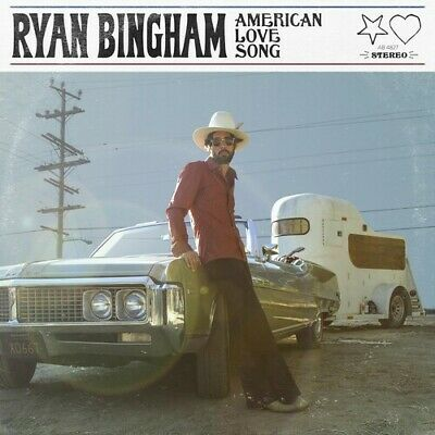 Ryan Bingham - American Love Song [New CD]
