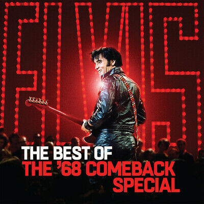 Elvis Presley - The Best Of The '68 Comeback Special [New CD]