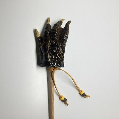 American Alligator Foot Claw Backscratcher Collectible Taxidermy Large #2