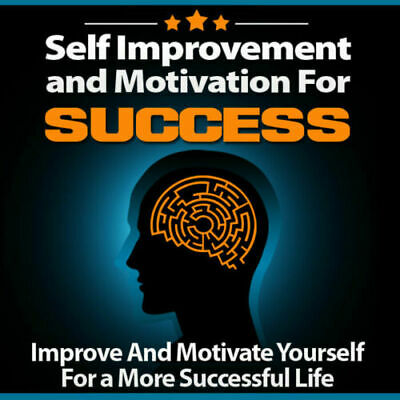 Self Improvement and Motivation for Success - ebook on CD
