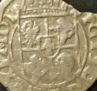 The 1610s SILVER Coin Ancient Pirate Shipwreck Treasure Chest Era Old Vintage US