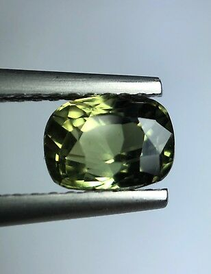 GFCO Certified Natural alexandrite  1.41 Ct nice stone for engagement ring..