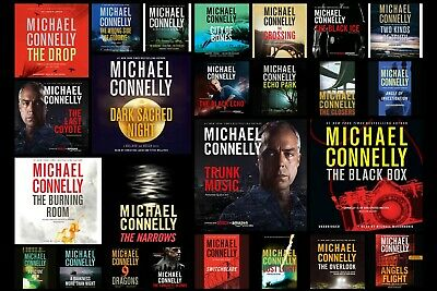Harry Bosch Collection - 25 Audiobooks on 16GB USB Flash Drive