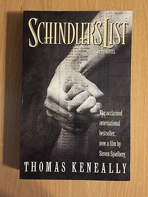 Schindler's List by Thomas Keneally (1993 Paperback)