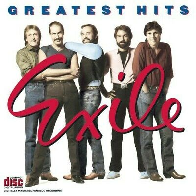 Exile - Greatest Hits New Cd