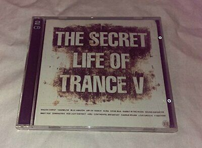 Various - Secret Life of Trance Vol 5 - Various CD M4VG The Cheap Fast Free Post