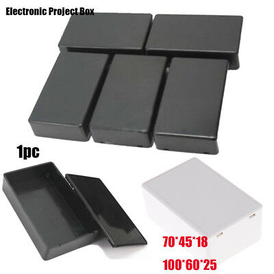 DIY ABS Plastic Electronic Project Box Waterproof Cover Project Instrument Case
