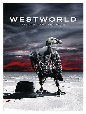 HBO Westworld The Door DVD Box Set Season 2 Second Complete TV Series Collection