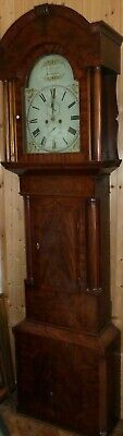 Firderer Dale End Birmingham 8 day longcase clock good condition & working order