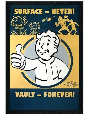 Brand New Fp4135 Magazine Covers Fallout 4 Poster