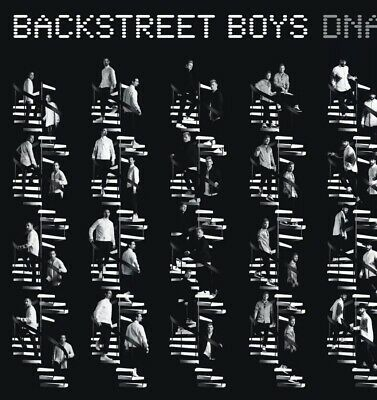 Backstreet Boys 'dna' Cd (2019)