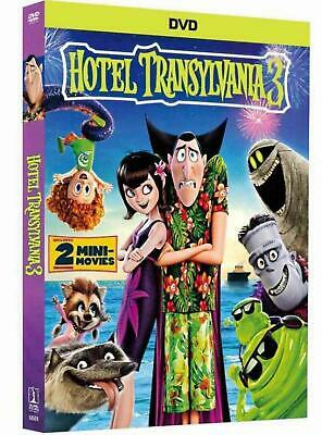 Hotel Transylvania 3 Animated Movie DVD Box Set Hit Cinema Film New Free P&P
