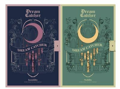 "K-POP DREAM CATCHER NEW 4th Mini Album ""The End Of Nightmare"" Stability Ver"
