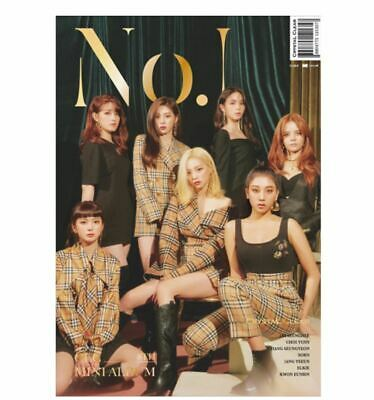 "K-POP CLC NEW 8th Mini Album ""No.1"" Official - 1 Photobook + 1 CD"