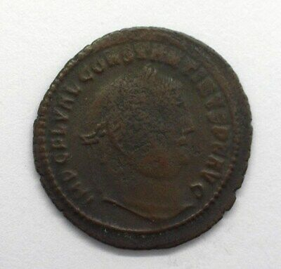 Constantine I The Great 307-337 Ad. Ae Follis -Rev. Jupiter- Extremely Fine
