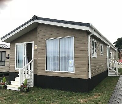 CANCELLED ORDER | NEW EVESHAM LODGE | 40x20 | 2 BEDROOM |  TWIN UNIT MOBILE HOME