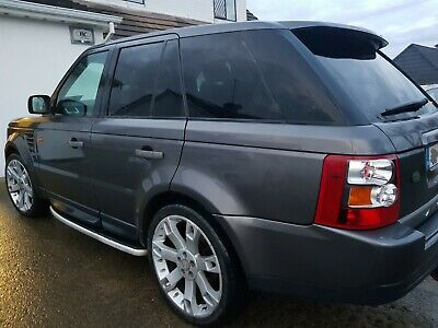 Range Rover Sport TDV6 (view video)