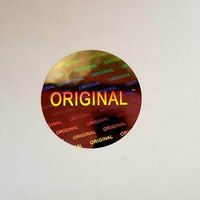 Hologram Labels Stickers Warranty Void If Removed Tamper Proof Stickers Original