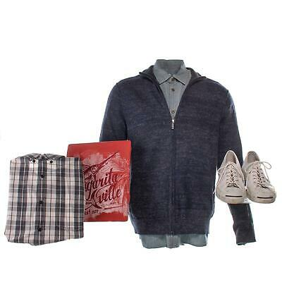 The Last Man on Earth Mike Miller Screen Worn Sweater Shirt Set & Shoes