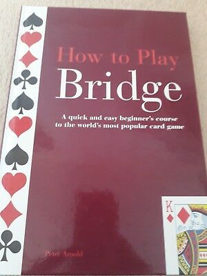 HOW TO PLAY BRIDGE - Peter Arnold