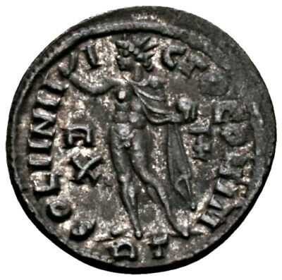 CONSTANTINE THE GREAT (314 AD) AE Follis. Rome #MA 1570