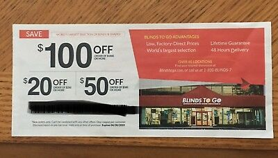 coupon blinds to go