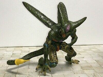 Dragon Ball Creatures Cell First Form Figure Rare