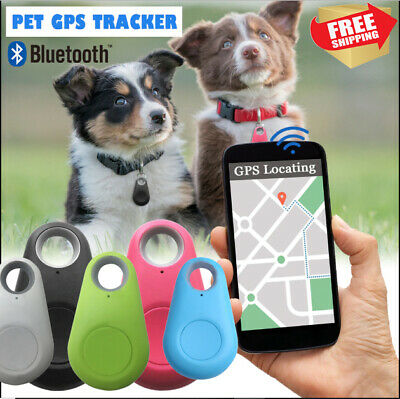 New Pets GPS Tracker & Activity Monitor Waterproof Bluetooth Tracking Finder