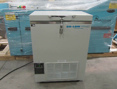So Low C85-3 Lab Freezer Biomedical So-Low Bio Cooler Medical Chest -40 to -85C