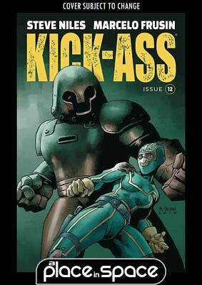 Kick-Ass, Vol. 4 #12A (Wk07)