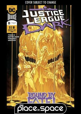 Justice League Dark, Vol. 2 #8A (Wk07)