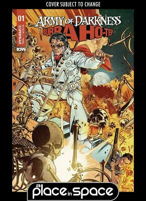 Army Of Darkness / Bubba Ho-Tep #1A - Gomez (Wk07)
