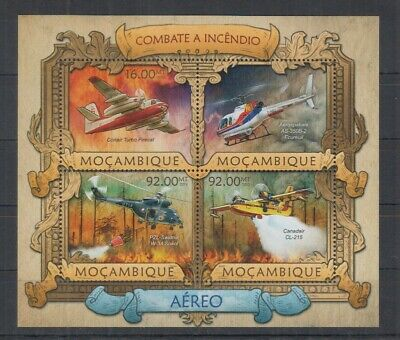 C208. Mozambique - MNH - 2013 - Transport - Special Transports