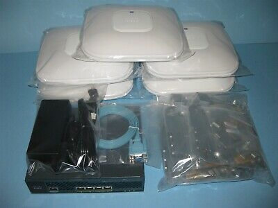CISCO AIRONET 2504 Wireless LAN Controller AIR-CT2504-25-K9 with 25