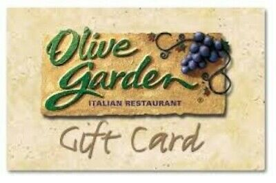 Olive Garden/longhorn/cheddars Gift Card (Ao2025063)