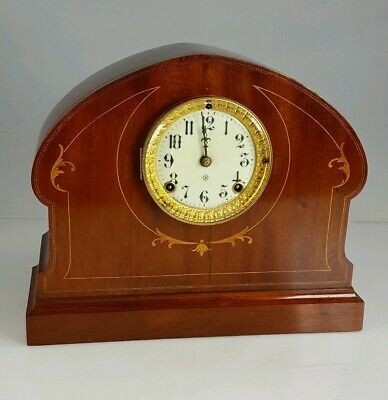 Large Antique American Ansonia Mantle Clock