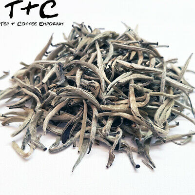 Silver Needle - Bai Hao Yin Zhen - Premium Chinese White Loose Leaf Tea