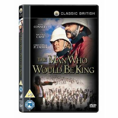 The Man Who Would Be King [DVD] [1975] DVD