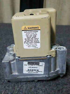 Honeywell SV9501M 2056 smart furnace gas valve ICP HQ1011421HW 1011421