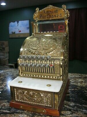 National Cash Register special edition #313 candy shop