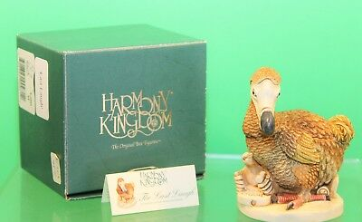 Harmony Kingdom Figurine LAST LAUGH TJBD Great Creature Look! w Original Box