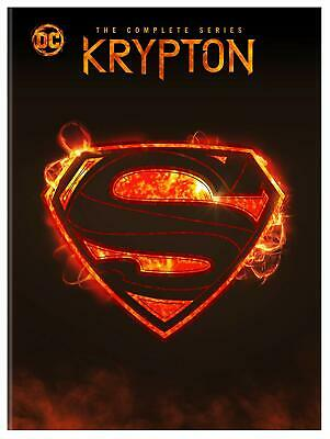 KRYPTON 1 (2018) before Kal-El/Superman TV Season Series - NEW US Rg1 DVD