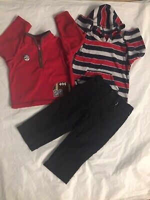 Lot Baby Toddler  boys size 24 months Lot of 3 Pieces Carter's Jumping Beans
