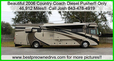 2006 Country Coach Inspire 360 Davinci 400 Used