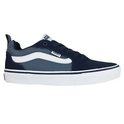 Vans filmore suede canvas dress blues