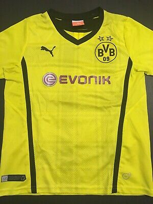 sports shoes 9fa29 b8744 PUMA YOUTH BORUSSIA Dortmund Jersey #9 Robert Lewandowski