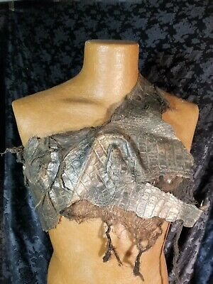 Planet of the apes 2001 screen used movie prop caveman shirt genuine w coa