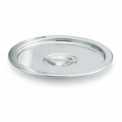 """Vollrath 78682 Classic Stock Pot Dome Cover SS 13-7/8"""" Fits 78630, 78680"""