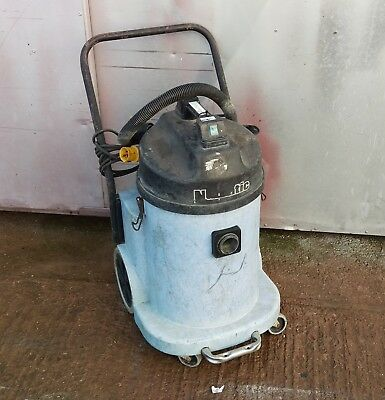 110v NUMATIC WVD900-2 INDUSTRIAL/COMMERCIAL WET & DRY VACUUM CLEANER, GWO